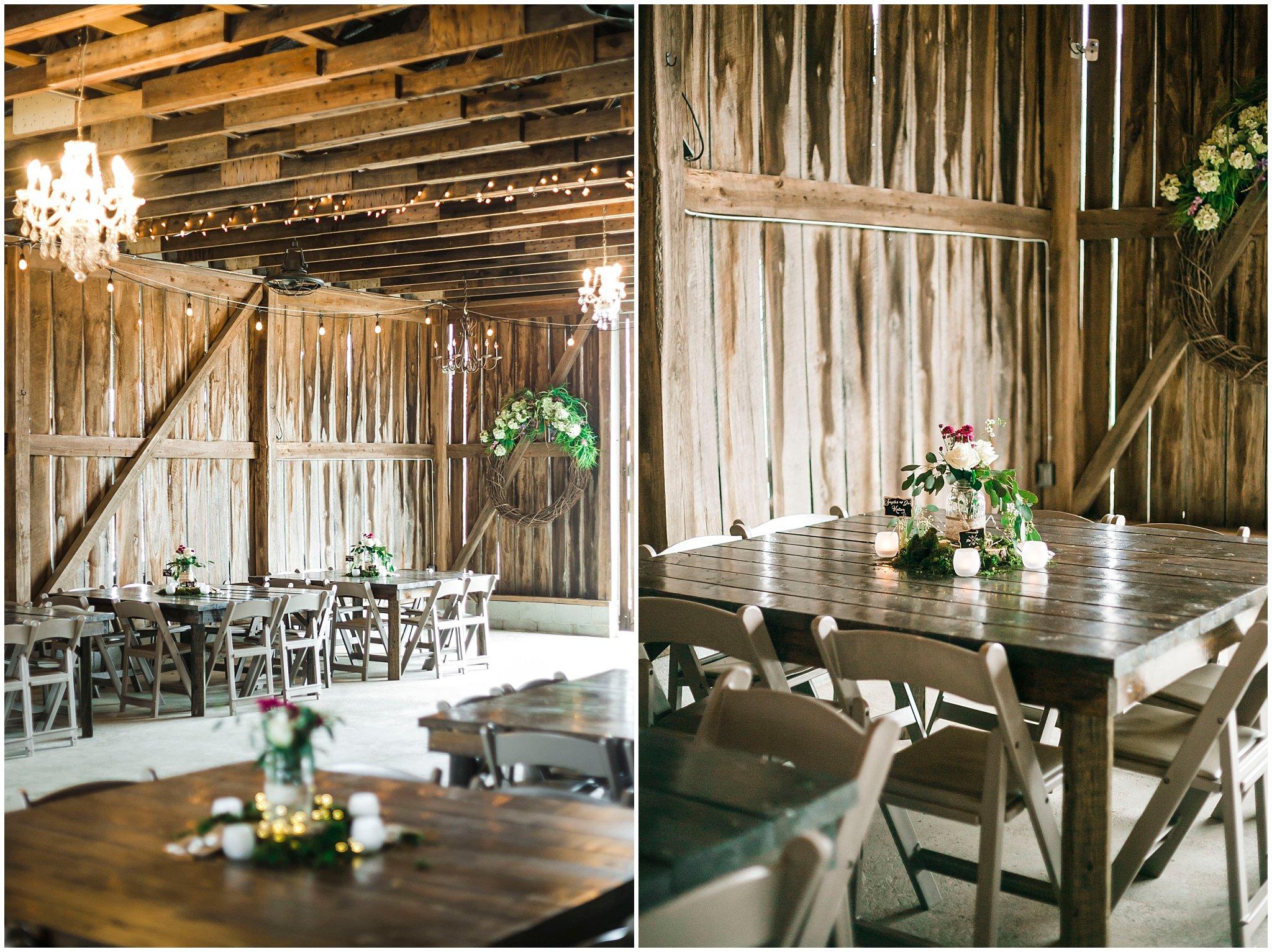 Heartland Meadows DIY Spring Wedding Knoxville Winx Photo