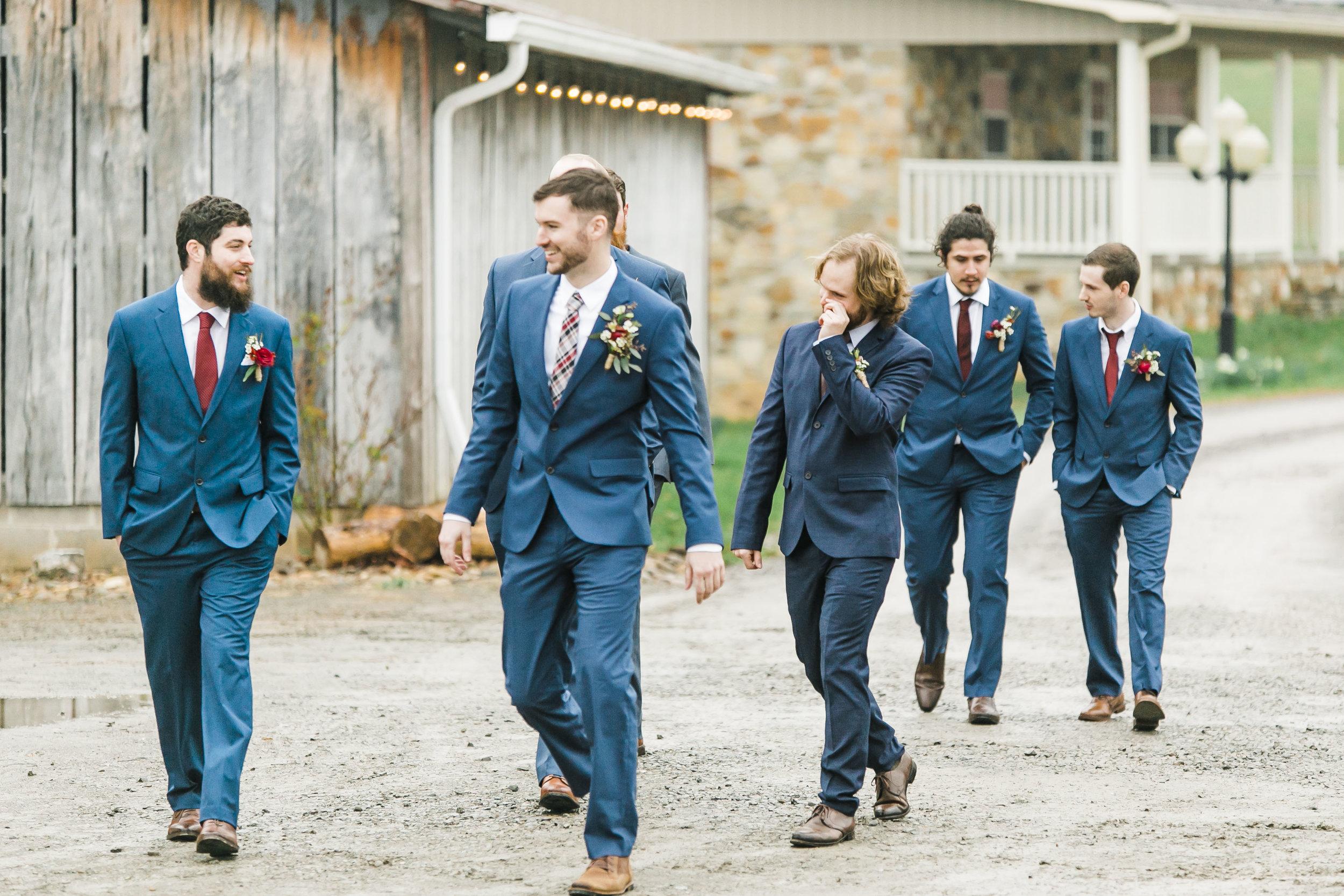 Heartland Meadows Barn wedding Knoxville