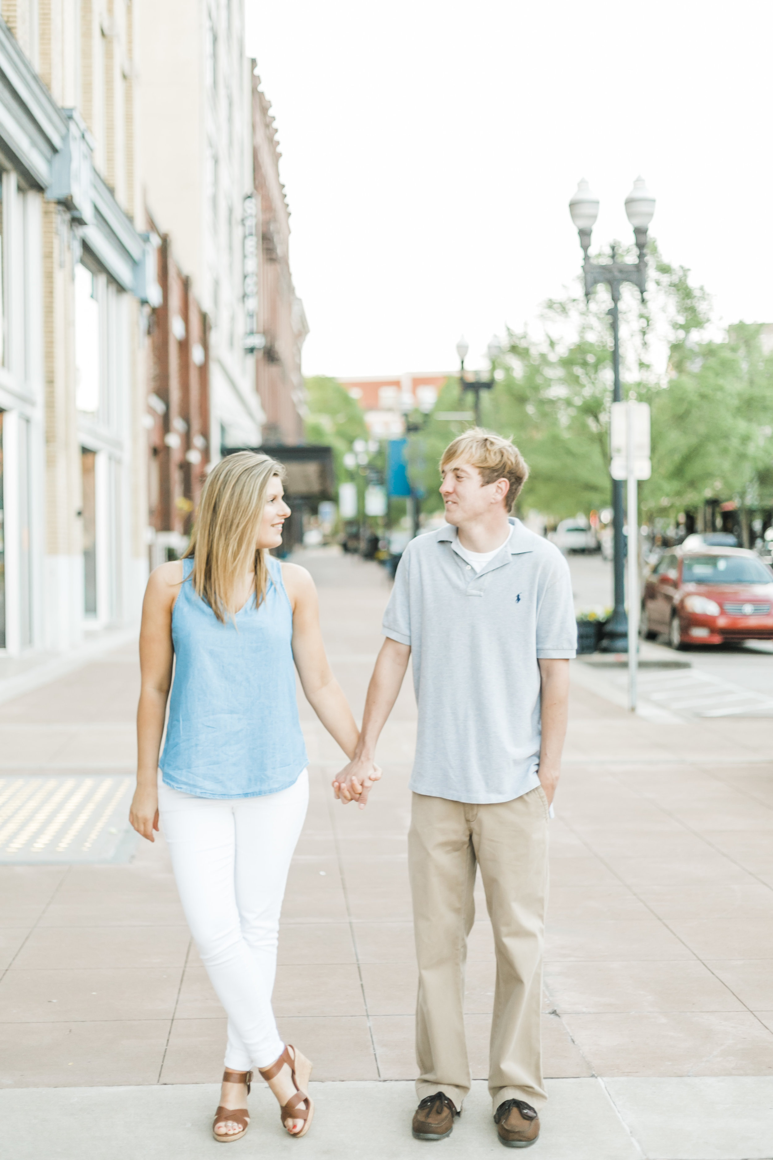 Downtown Knoxville City Engagement