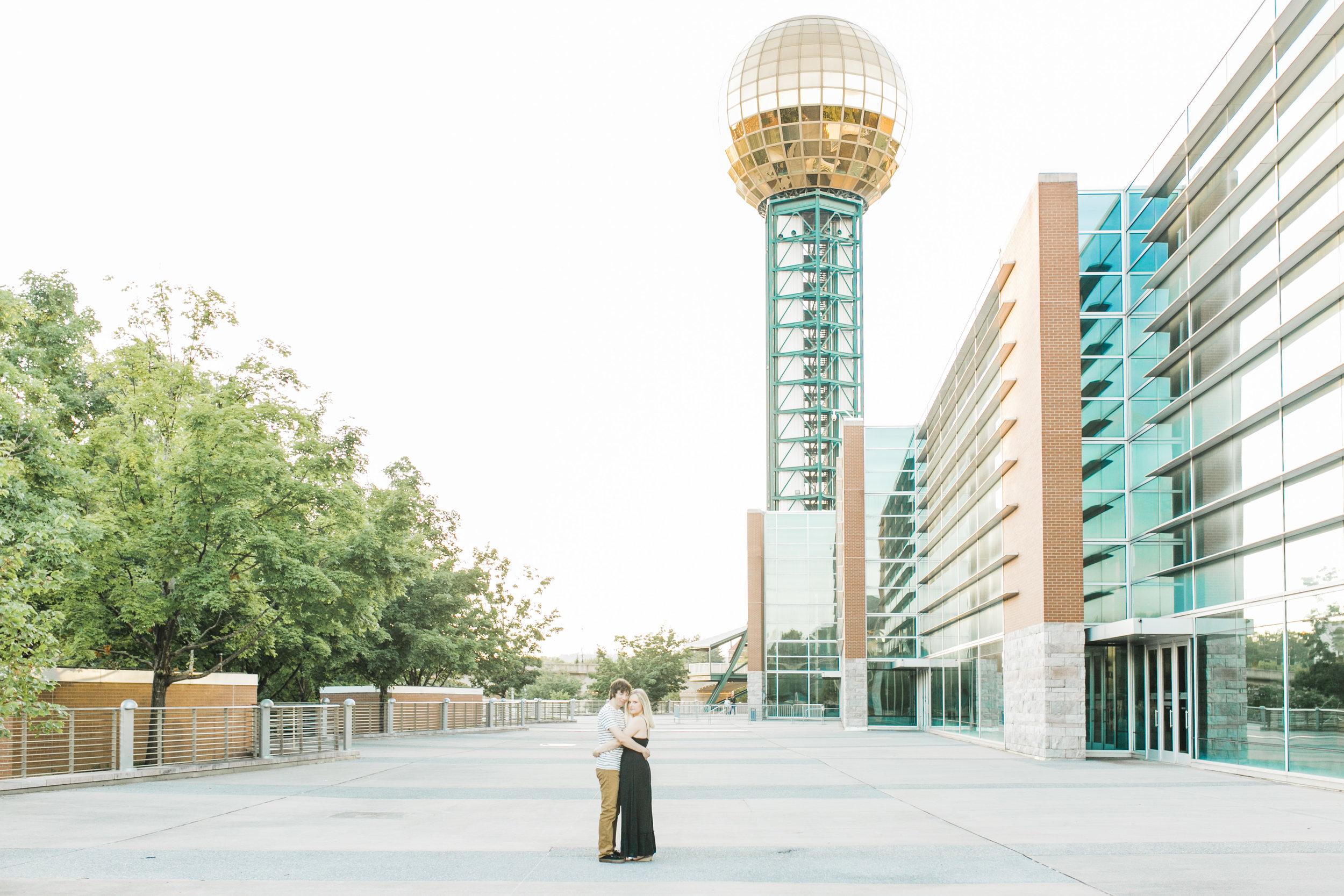 sunsphere engagement wedding photography