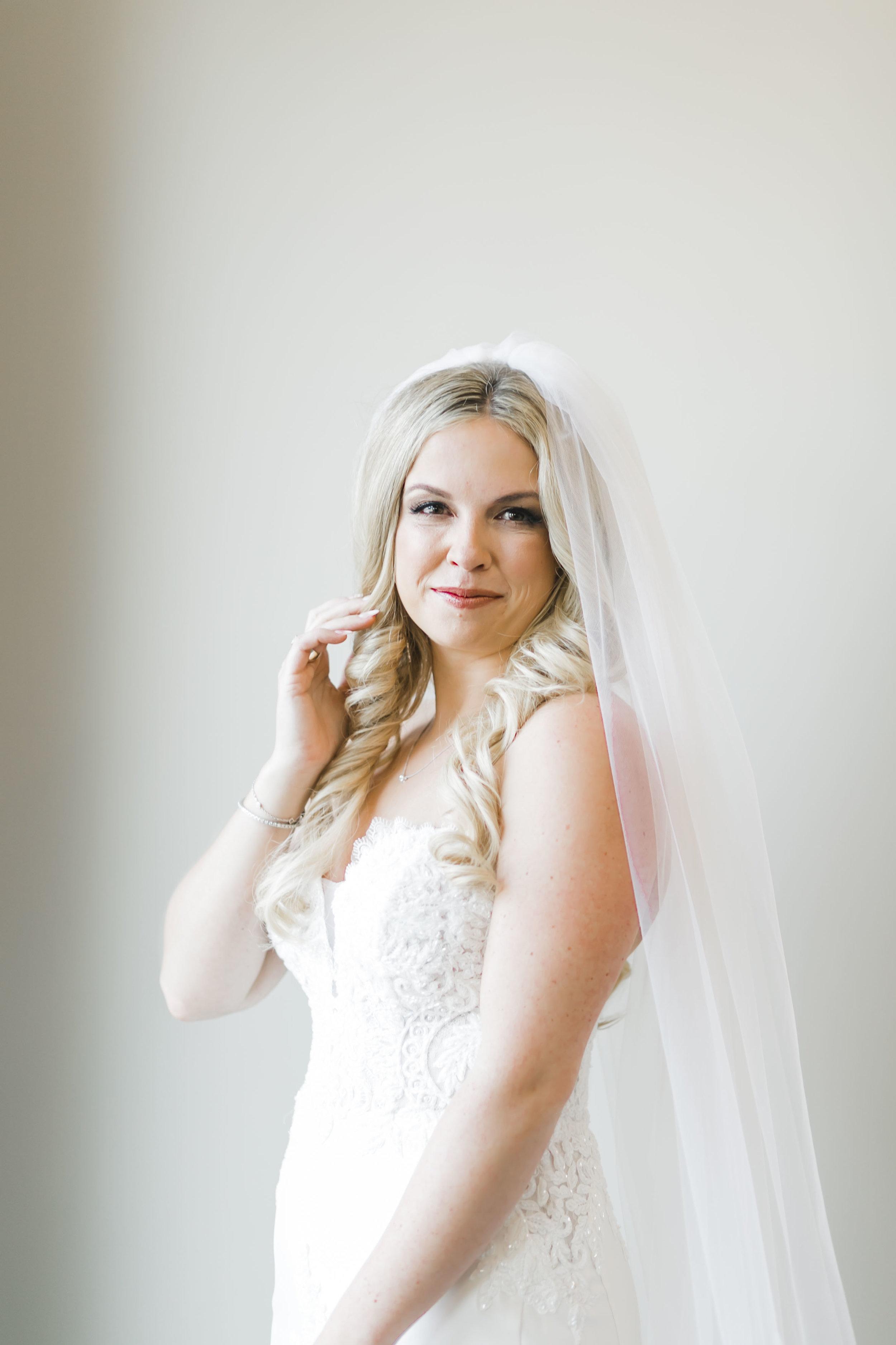 bridal portraits knoxville