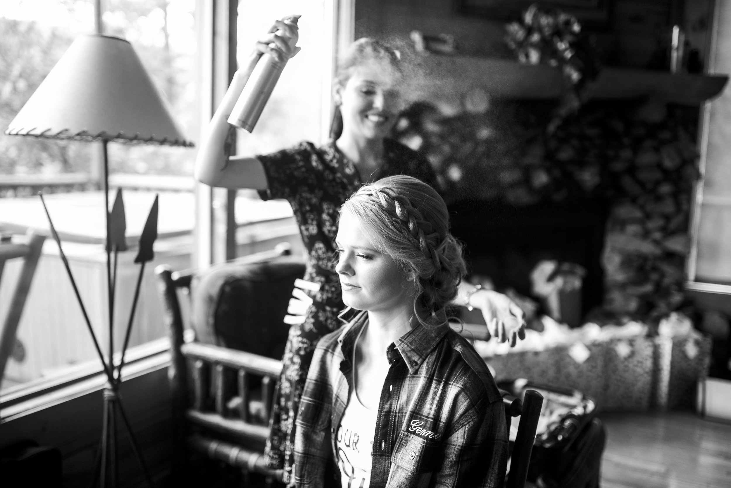 hair by christi Piontkowski Knoxville bridal hair