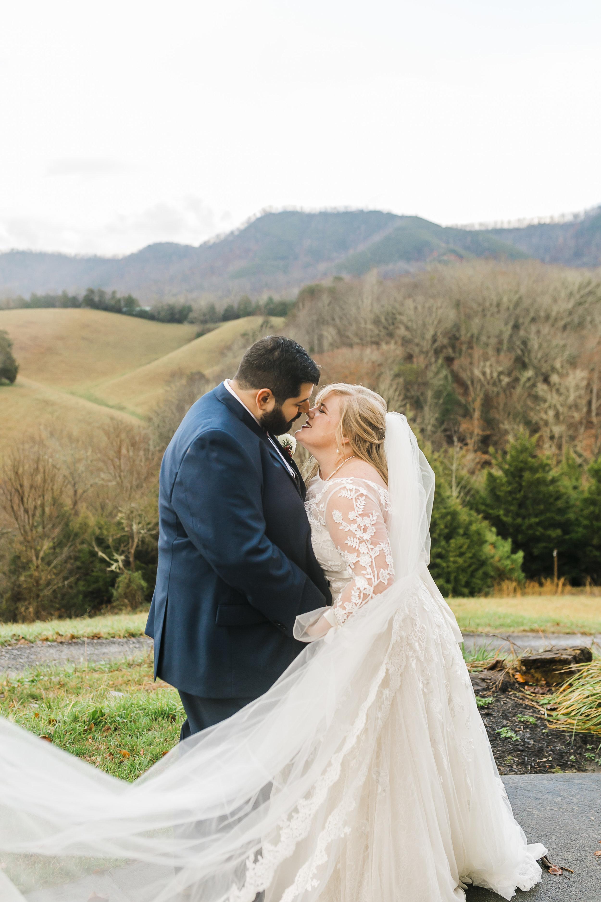 smoky mountain wedding venue