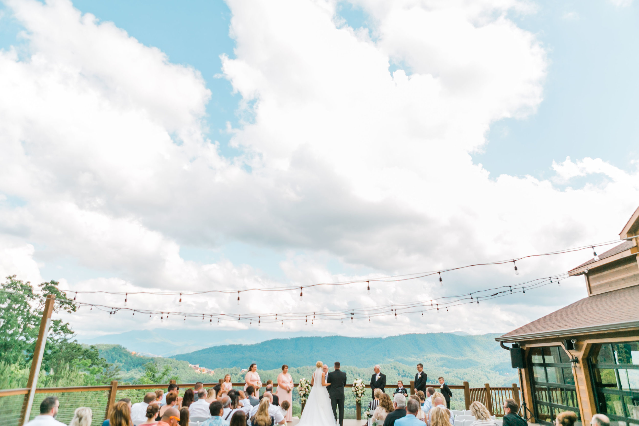 the magnolia venue great smoky Mountain View