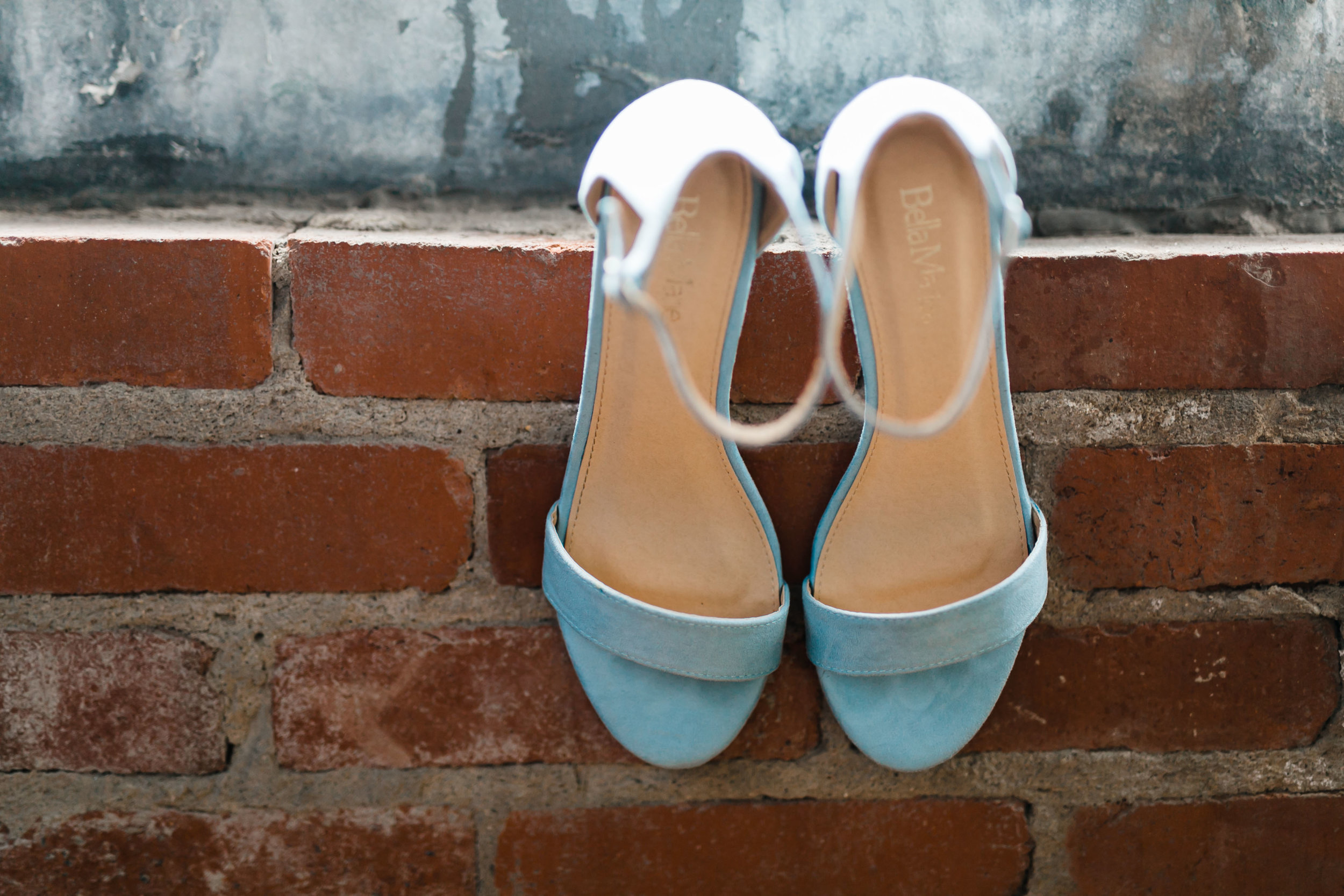 blue wedding shoes the standard
