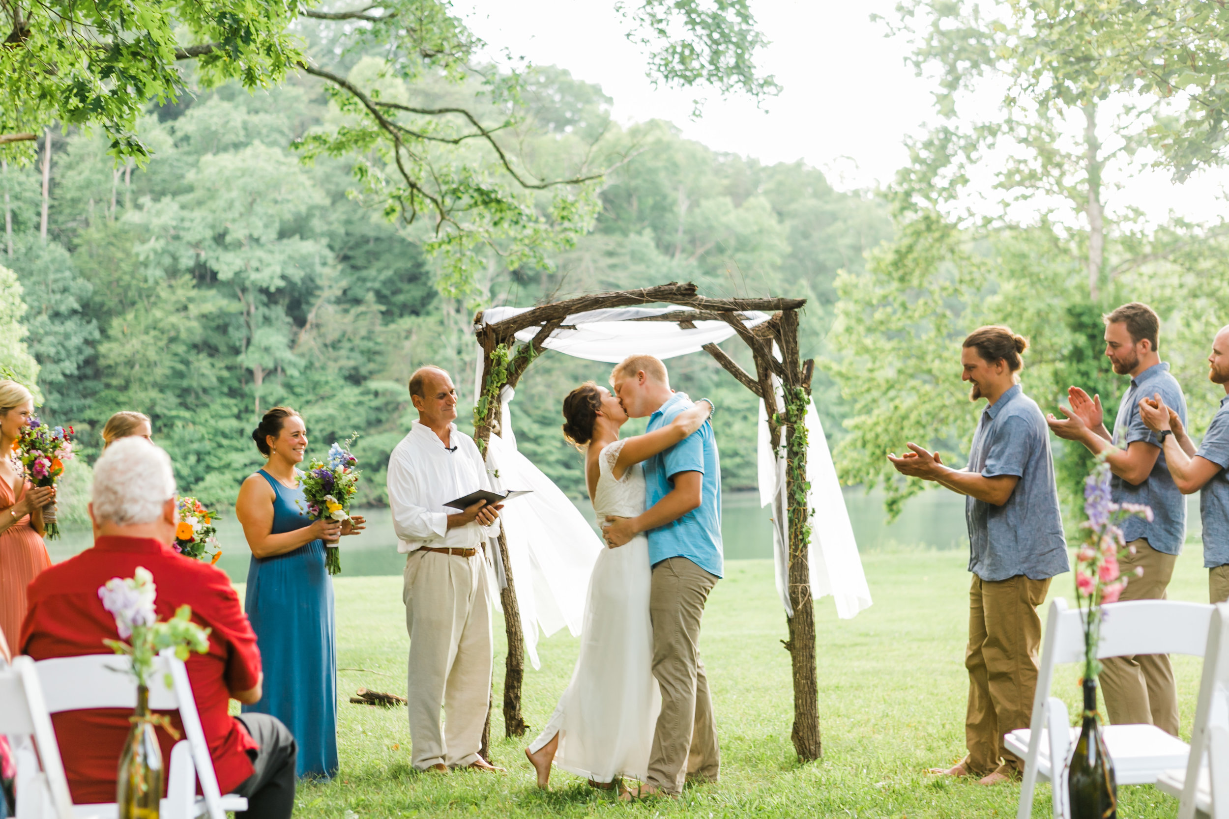 Mccord Farms wedding maryville
