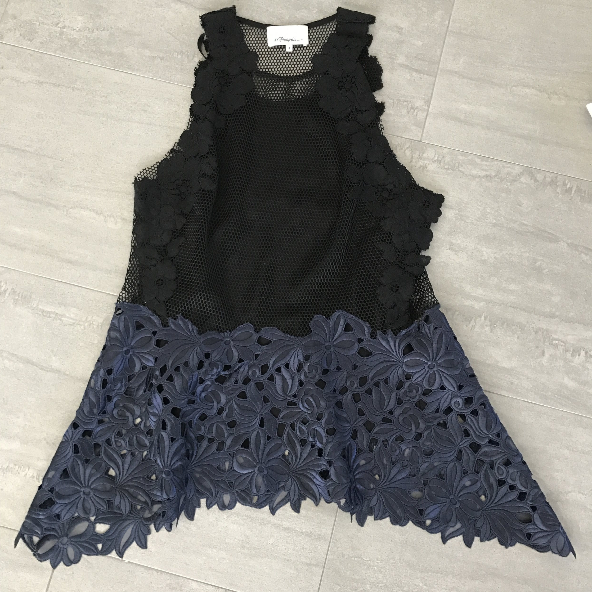 philip lim lace top style advice