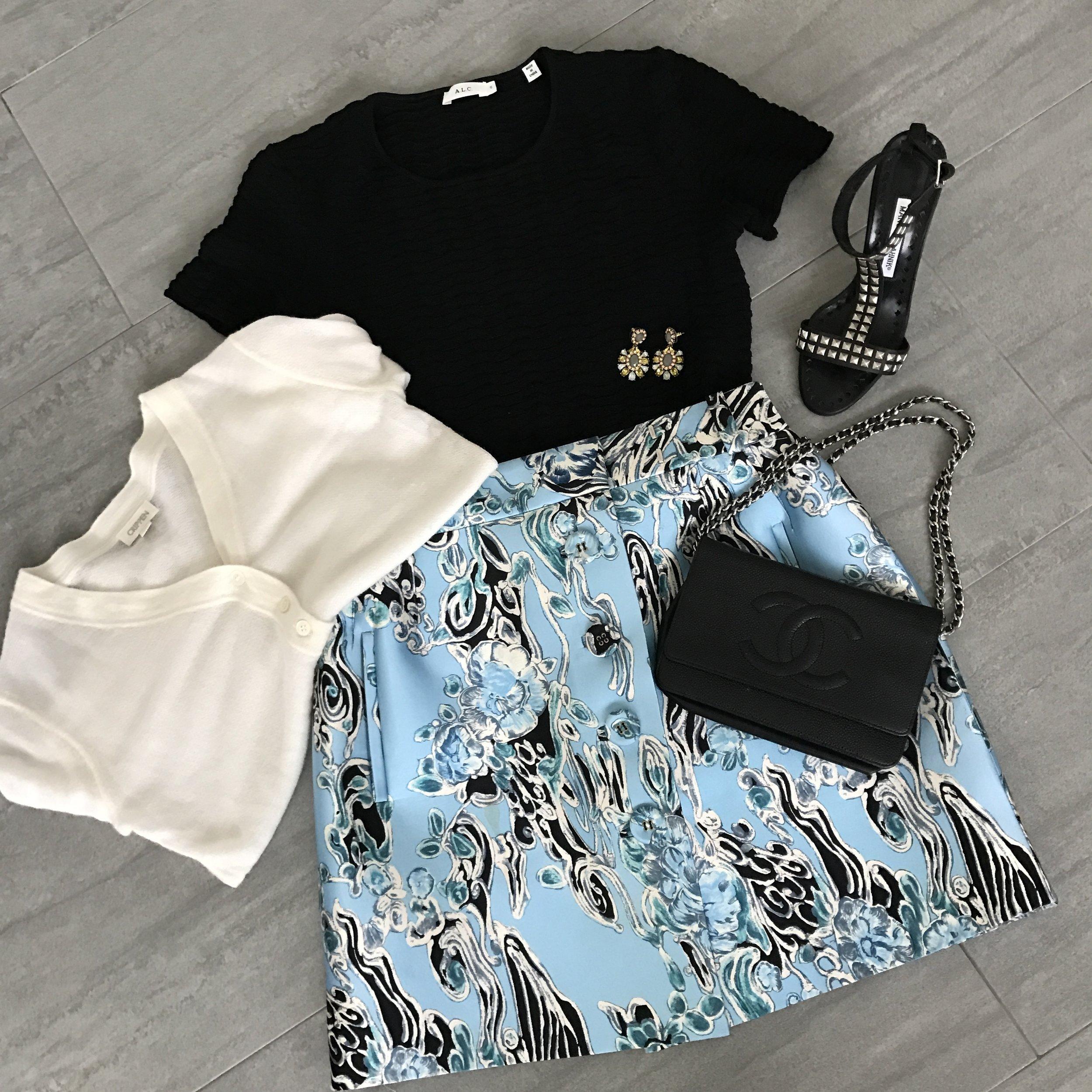 styled wardrobe stylist