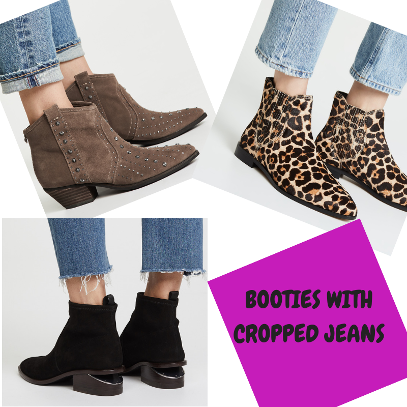 BOOTIES image personal shopper