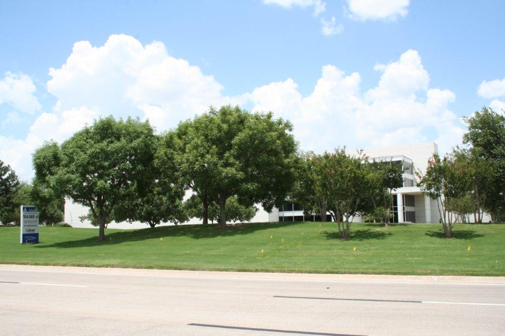 campus lawn