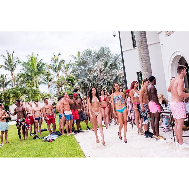 @artheartsfashion casting for #miamiswimweek last year ! DM @artheartsfashion your infos ASAP if you're interested in coming to the casting July 9 - it's invite only, no walks in #casting #miami #fashion #swimwear