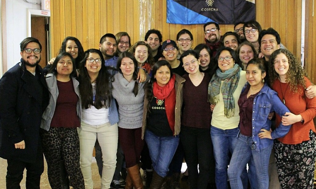 Cosecha Volunteer Organizer Network