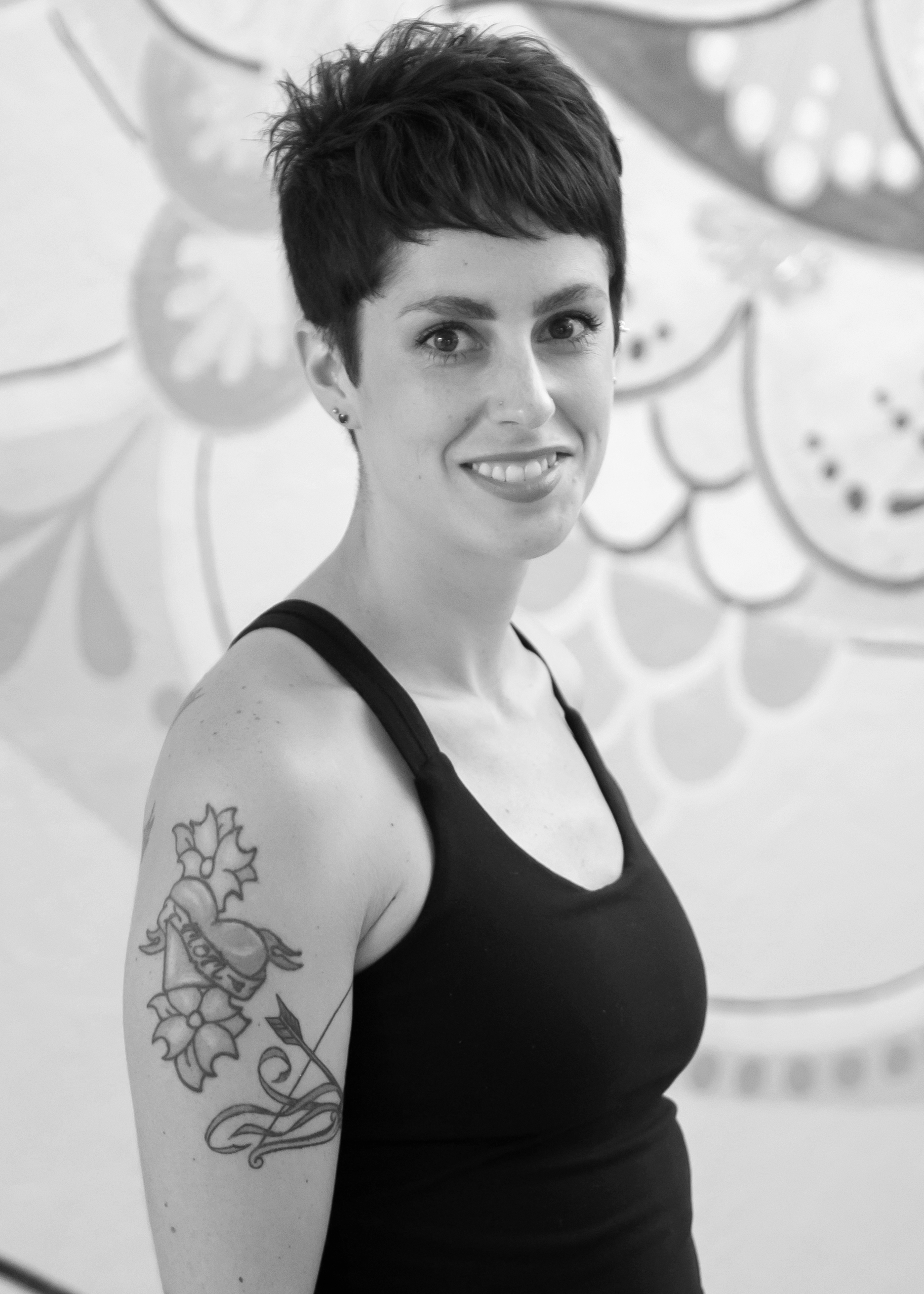 LEAH CONBOY - INSTRUCTOR/STUDIO MANAGER