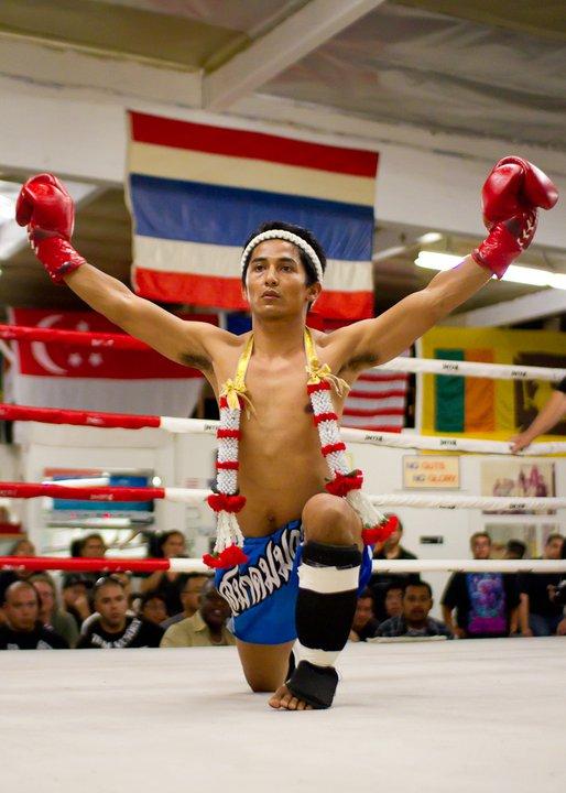 Muay Thai - THAILAND