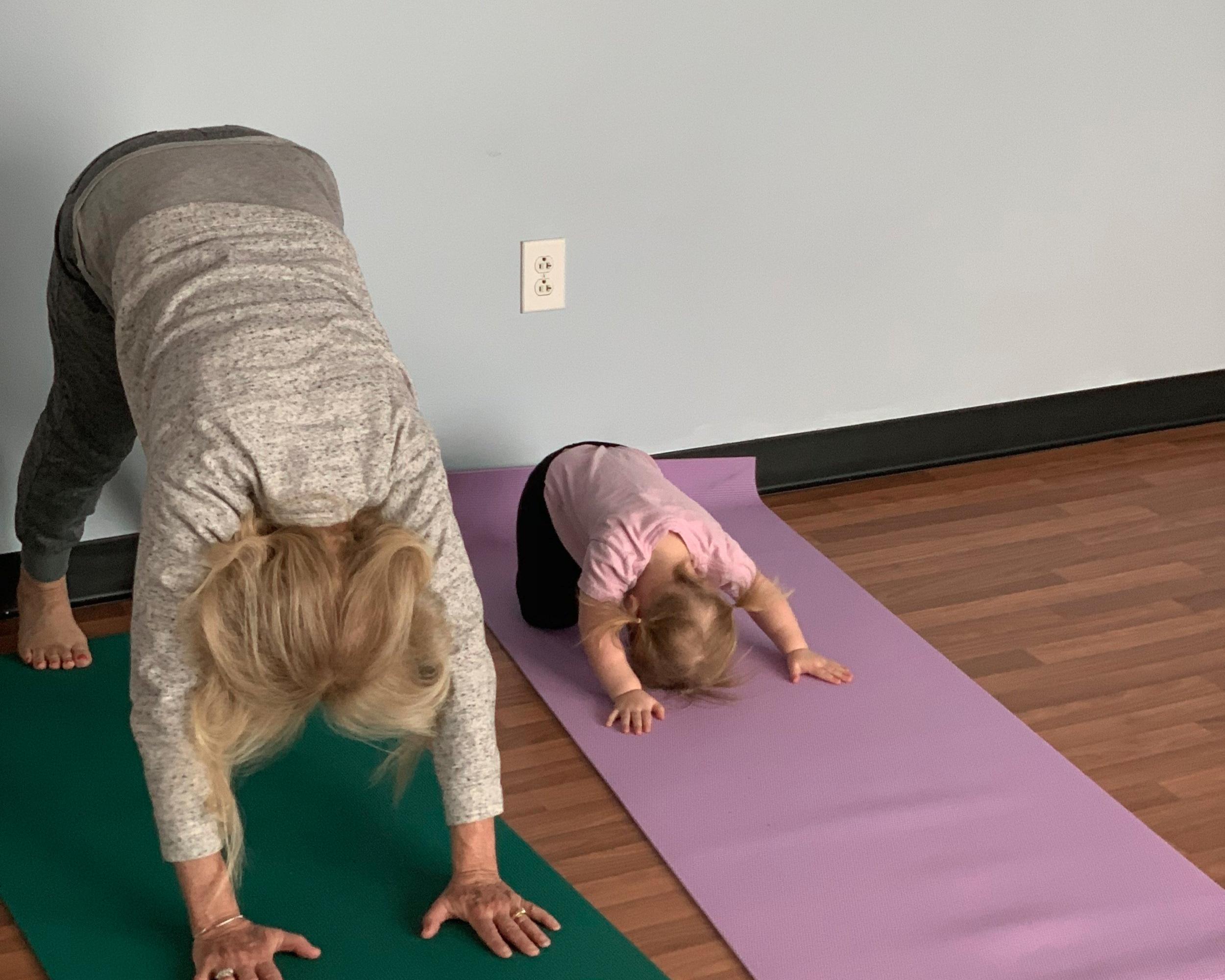 Glam Mom Yoga