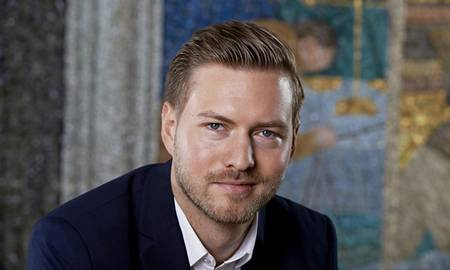 Sigurd Schou Madsen  Head of communication Fonden for Entreprenørskab
