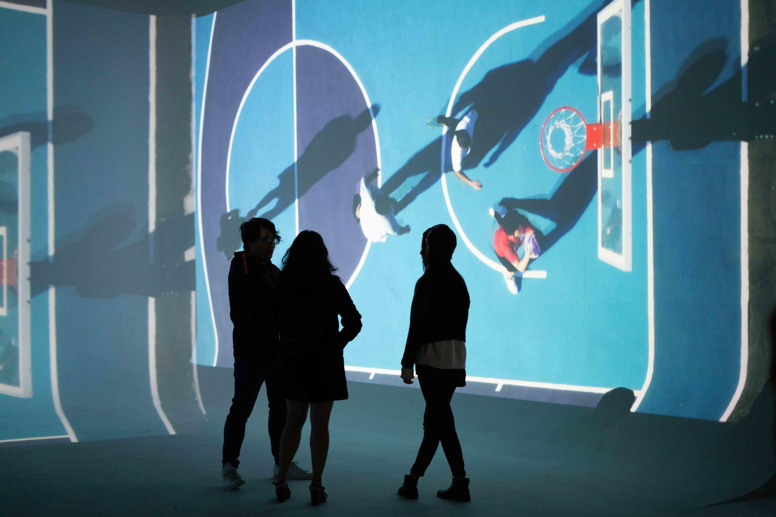 Zero Gravity 2019. Exhibition
