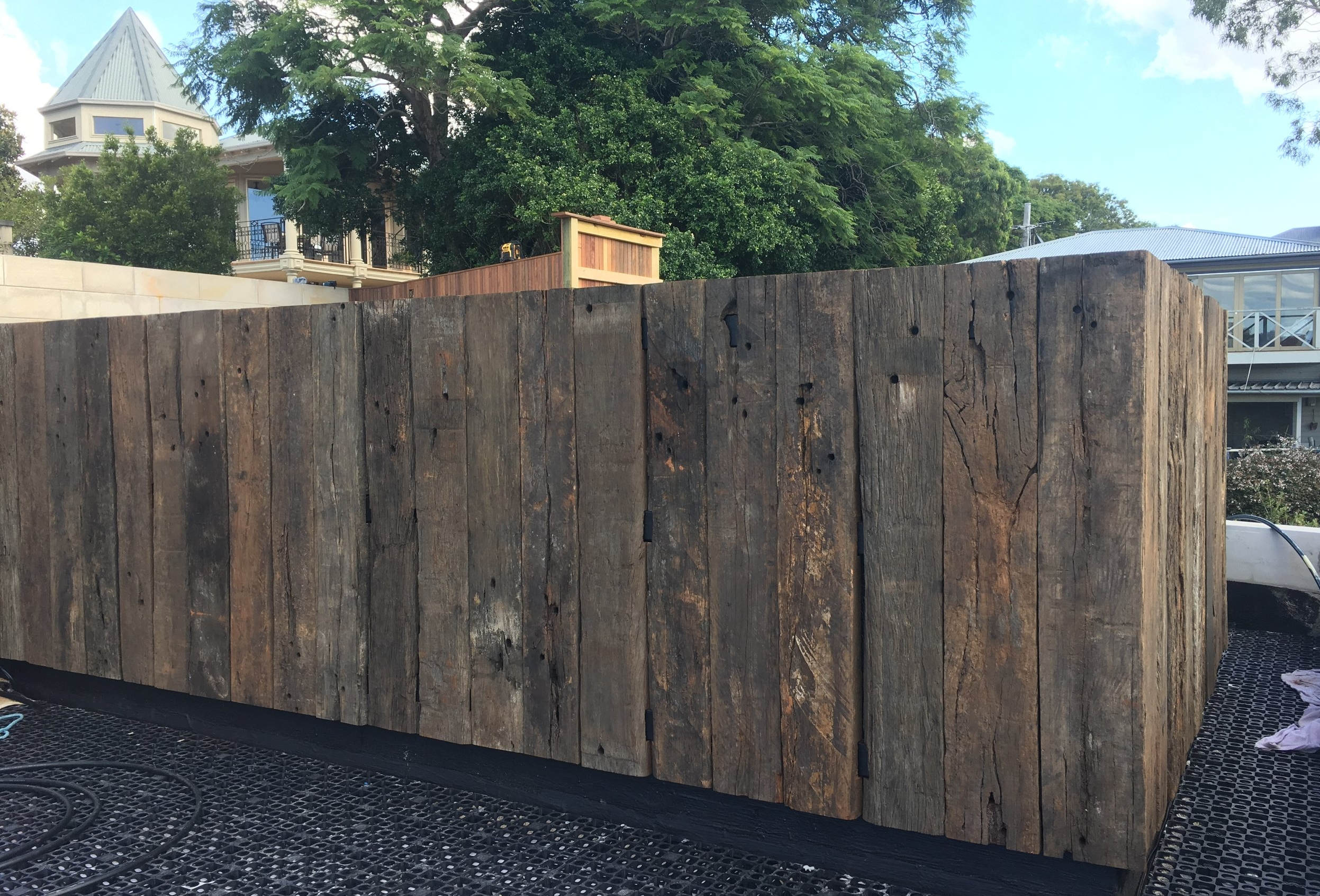 Recycled Timber — HowesTimber