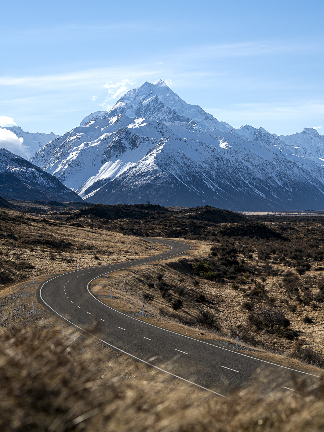 The Way In / Aoraki/Mt Cook