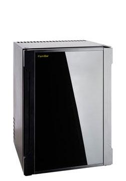 PAMIBAR S30   Lautlose Minibar Fassungsvermögen: 30 l H/B/T: 500x400x410 mm