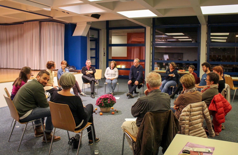 Dialog-Abend in Buchrain (LU)