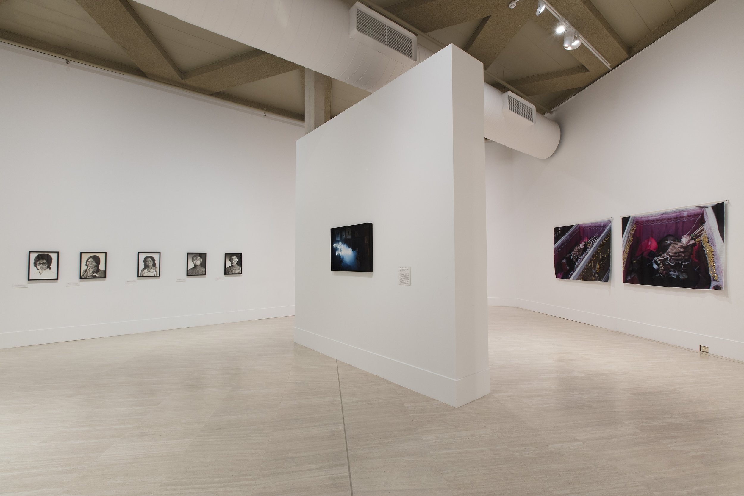 Installation view. Image courtesy of the Art Gallery of Western Australia. Photographer: Bo Wong