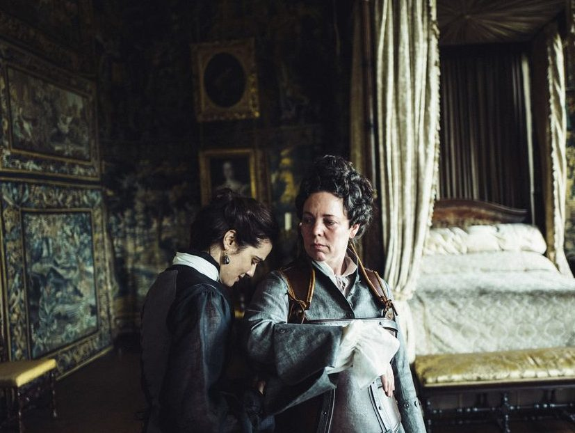 THE FAVOURITE (Additional Editor)