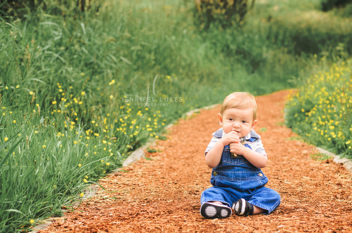 9 Month Old Baby · Seattle Family Photo Session · Father's Day 2017