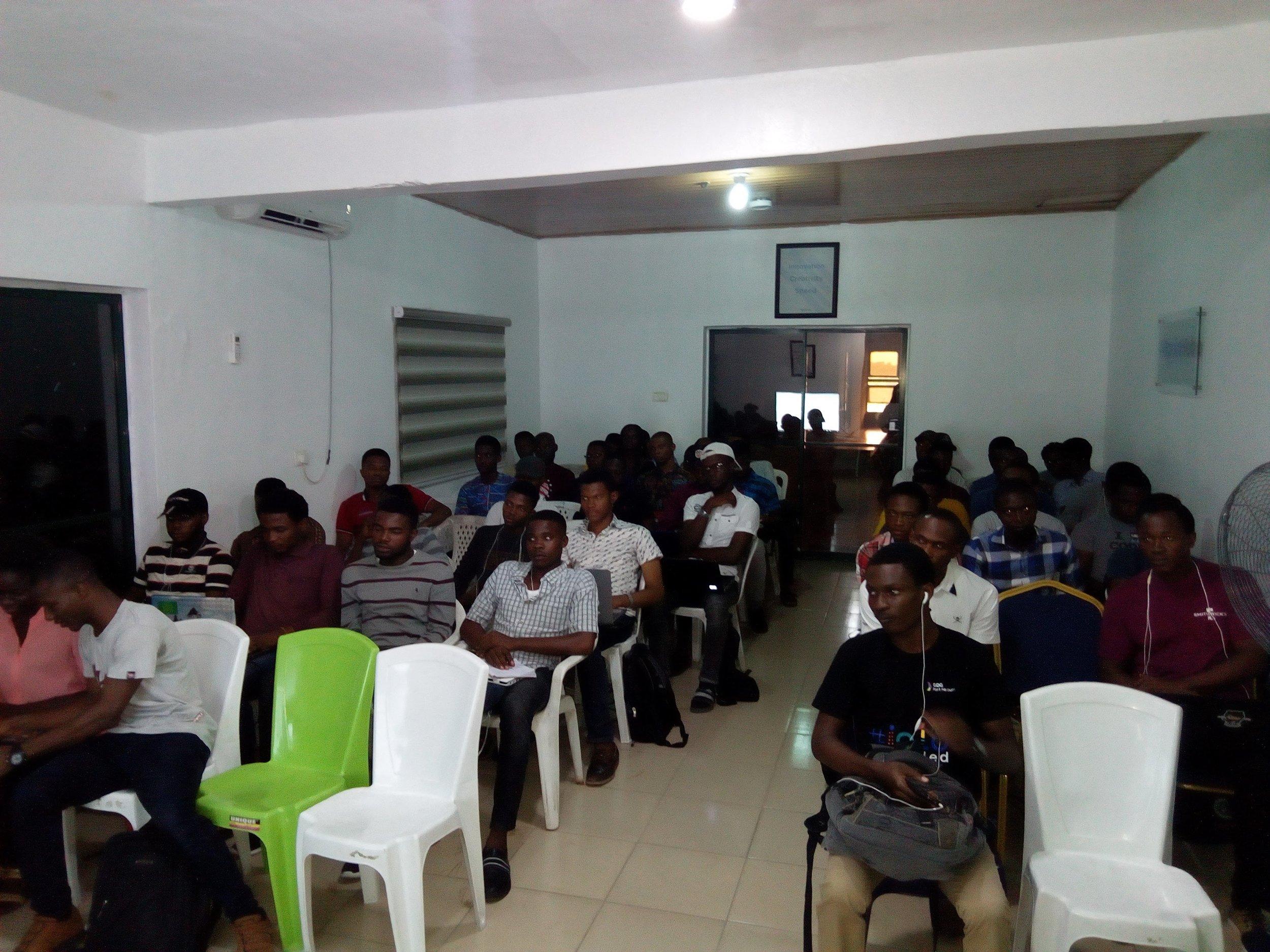 University of Port Harcourt Meetup - Cloud Computing with Github