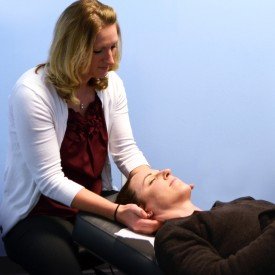Dr. Megan works with each patient to explain the causes and treatments for each condition.