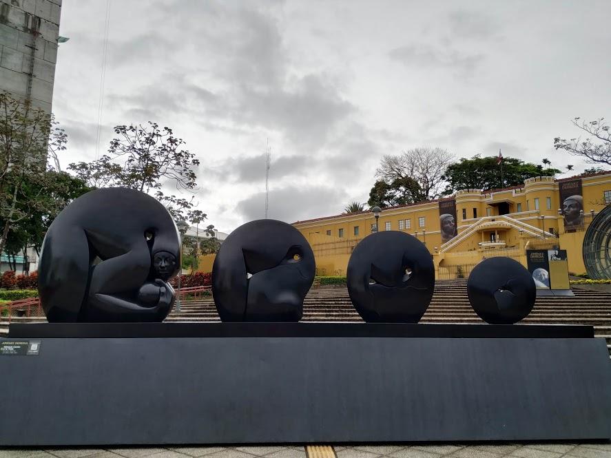 Museo Nacional de Costa Rica - National Museum of Costa Rica