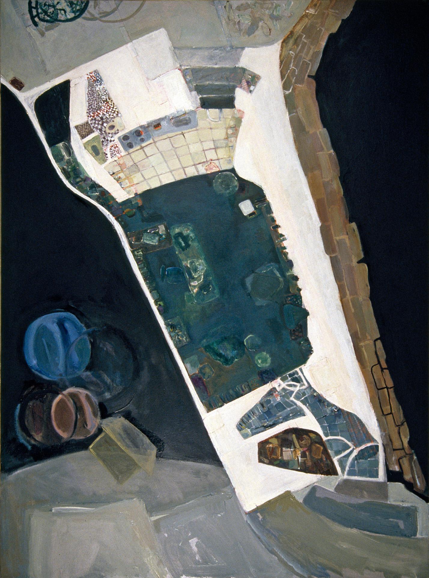 23b Horace Court, Basement, Brooklyn, NY, 8/2002 to 8/2003