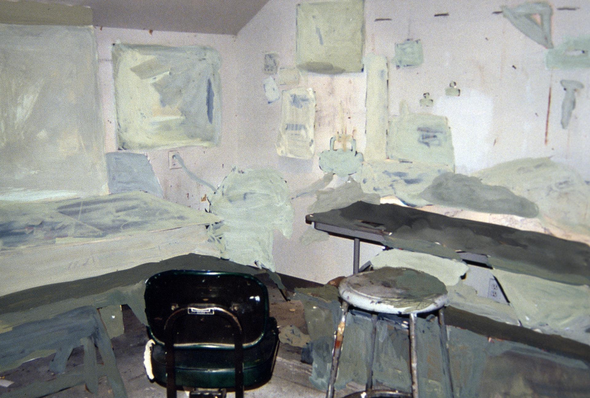 Brooklyn College MFA 6th Floor Studio