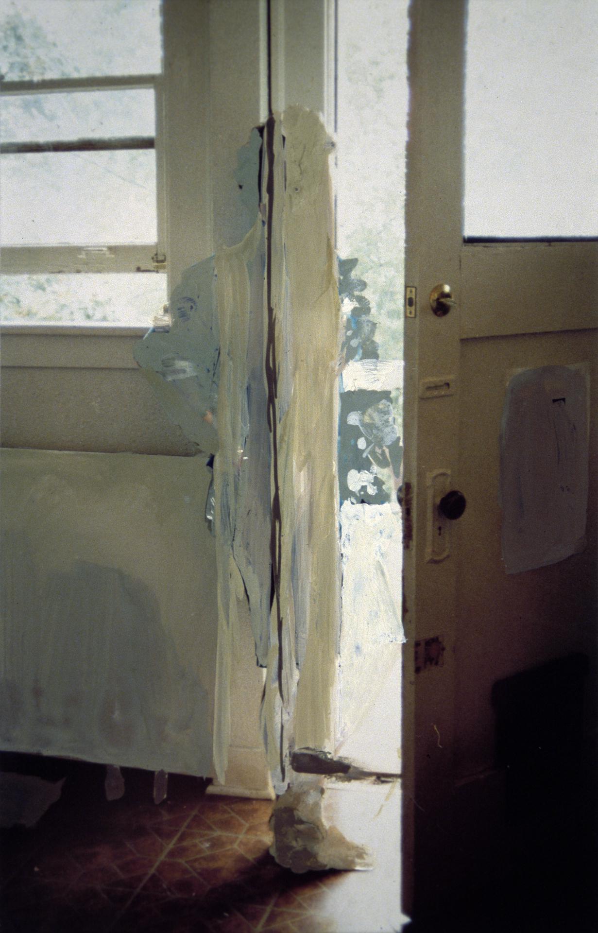 829b High Street, fire escape