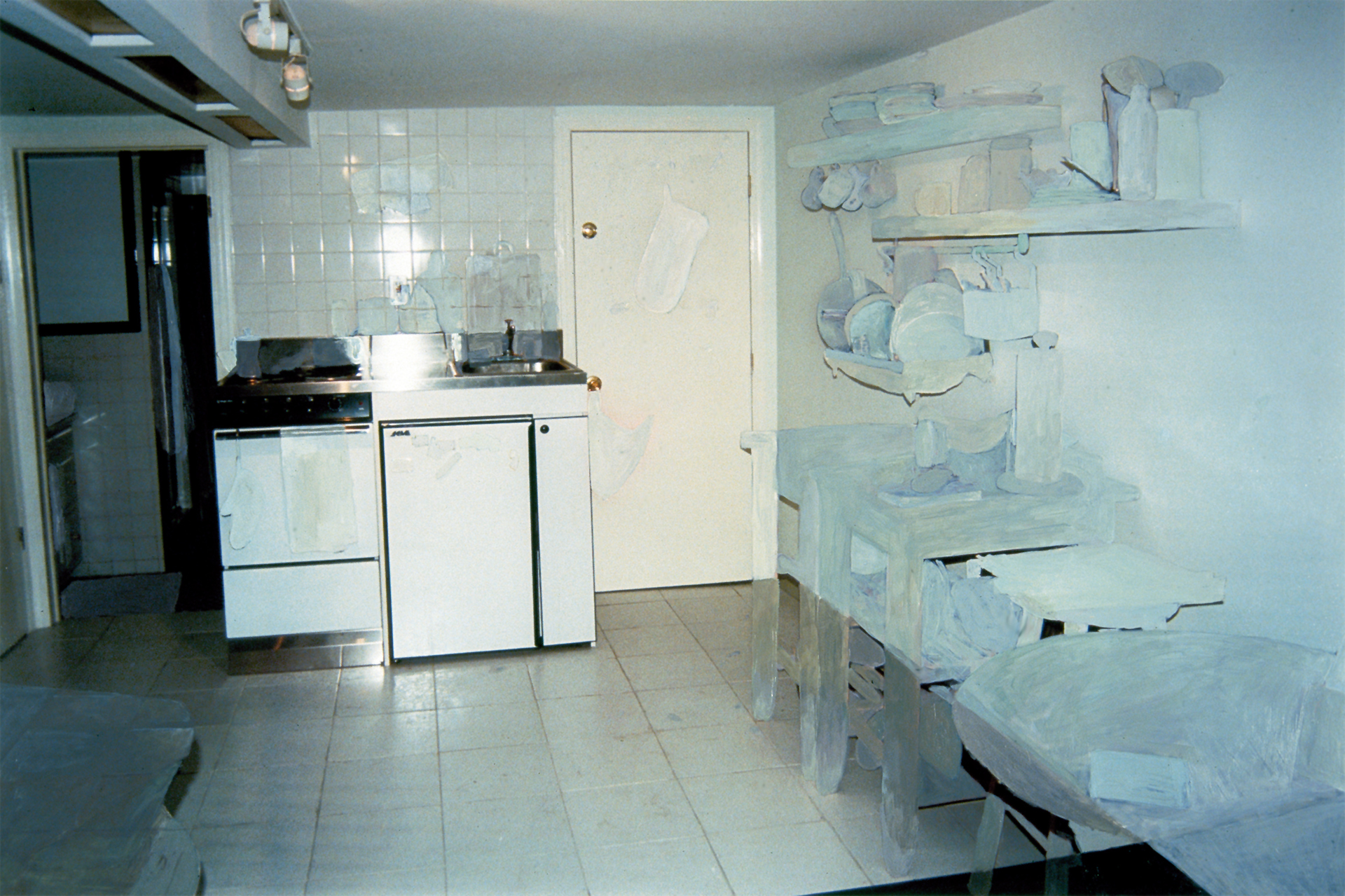 23b Horace Court, kitchen and dining room