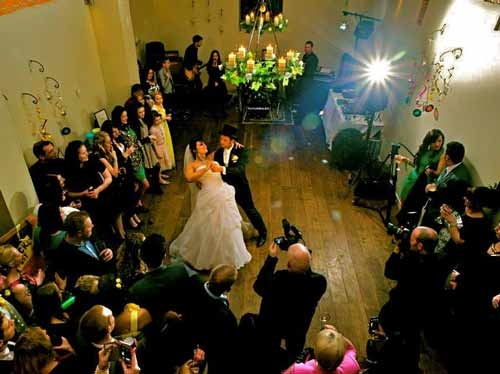 Dodmoor House Wedding Band