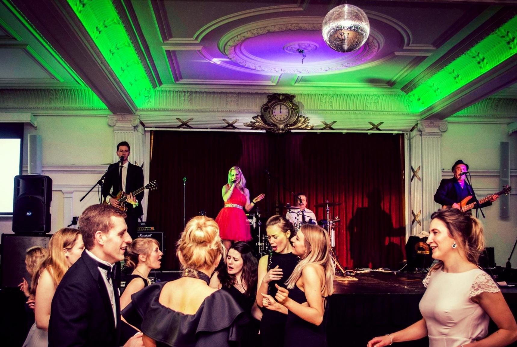 4 Piece Wedding Band Northampton