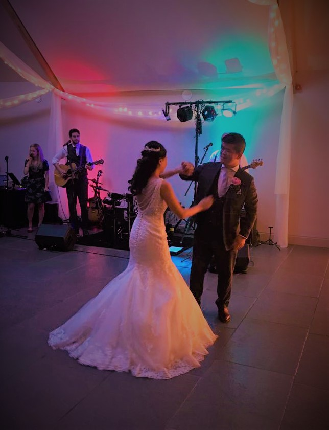 Blackwell Grange Wedding Live Band Acoustic Music