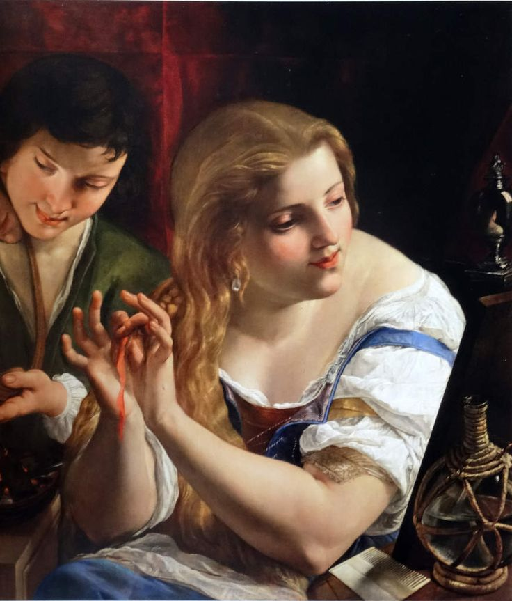 Angelo Caroselli – Vanitas (1608)