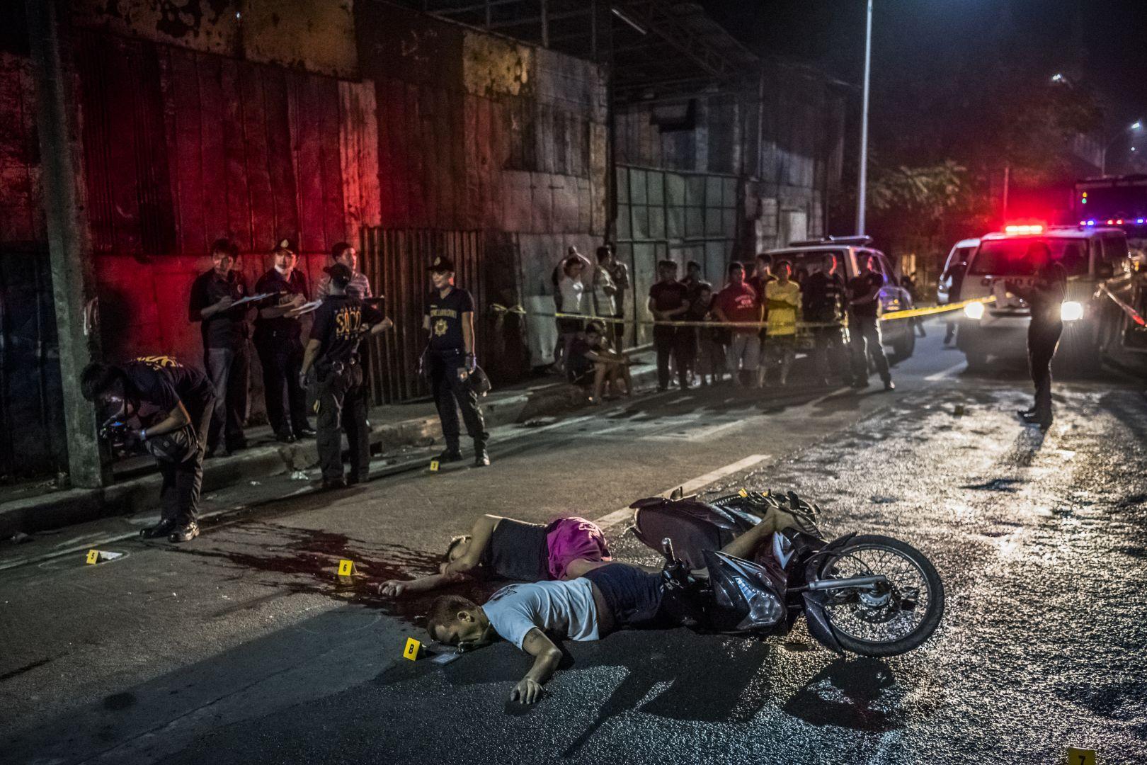 "Daniel Berehulak, ""They Are Slaughtering Us Like Animals""."