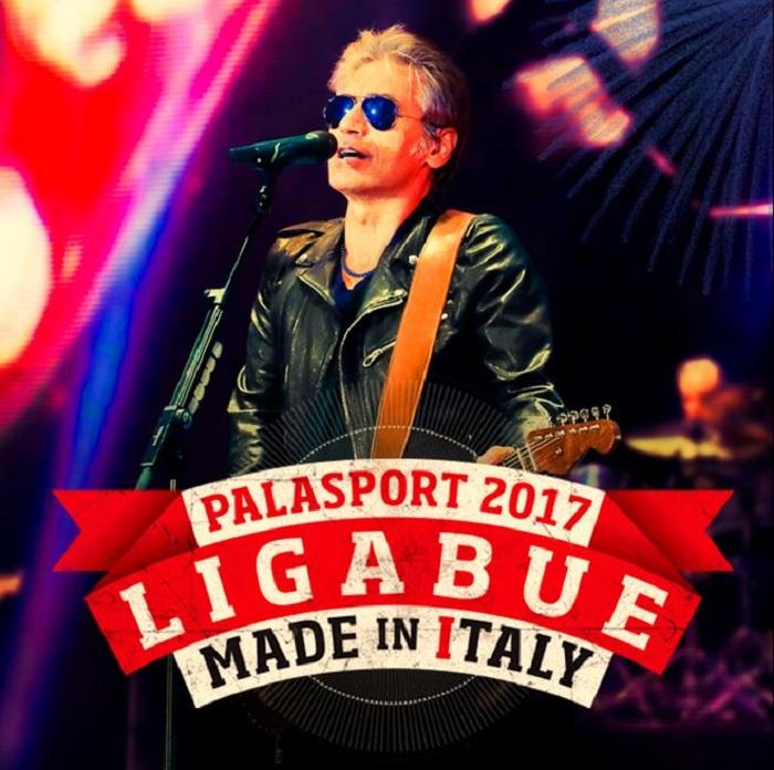 LIGABUEMADE IN ITALY - PALASPORT 2017 - 12 SETTEMBRE 2017 (recupero del concerto del 12 APRILE)13 SETTEMBRE 2017 (recupero del concerto del 13 APRILE)15 SETTEMBRE 2017 (recupero del concerto del 19 MAGGIO)16 SETTEMBRE 2017 (recupero del concerto del 20 MAGGIO)18 SETTEMBRE 2017 (recupero del concerto del 21 MAGGIO)