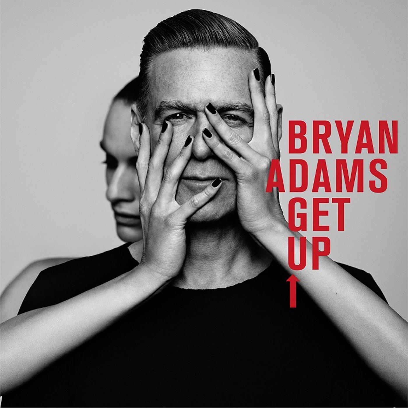 BRYAN ADAMSGET UP TOUR - 14 NOVEMBRE 2017