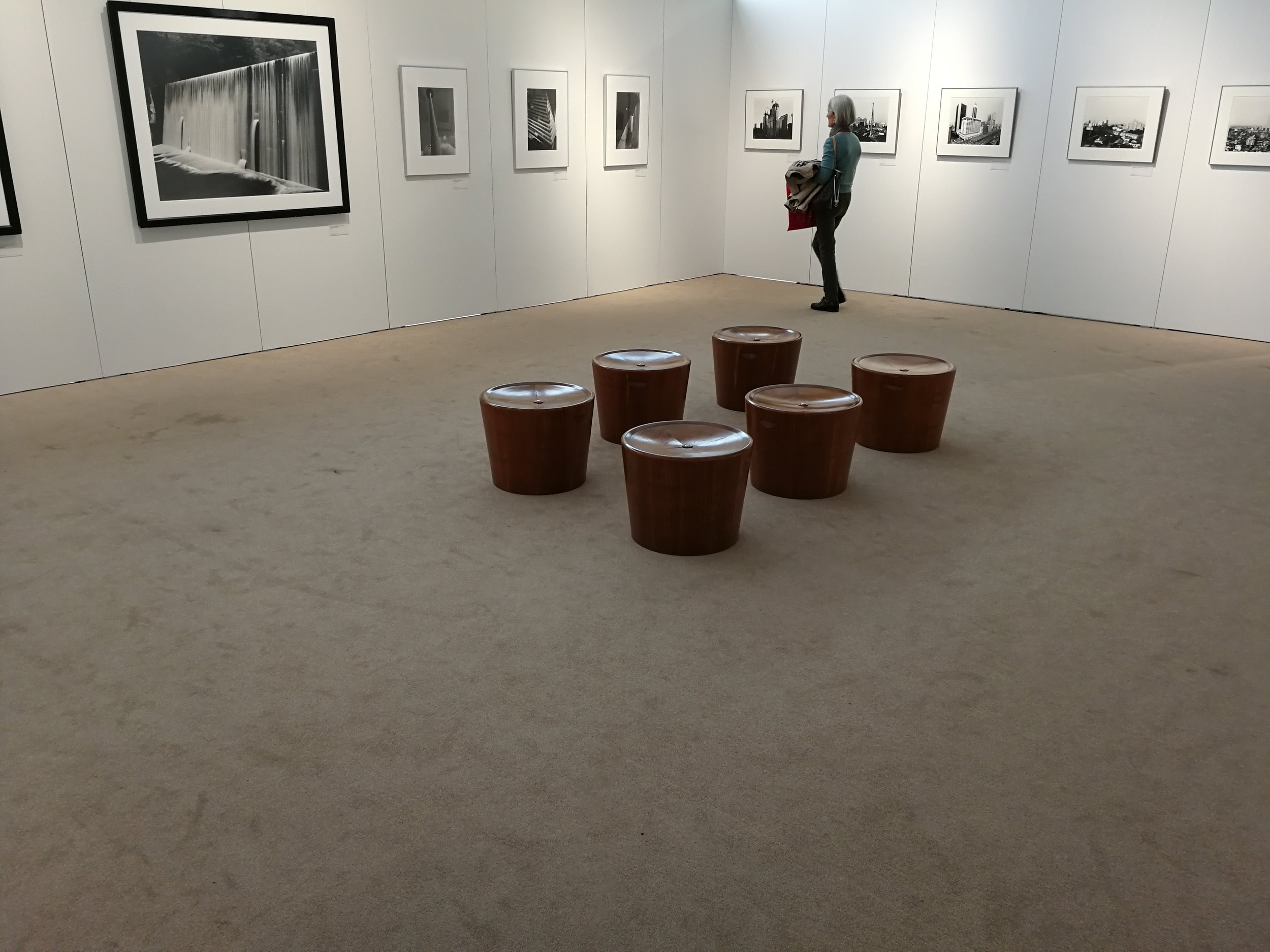 La seconda sezione della mostra