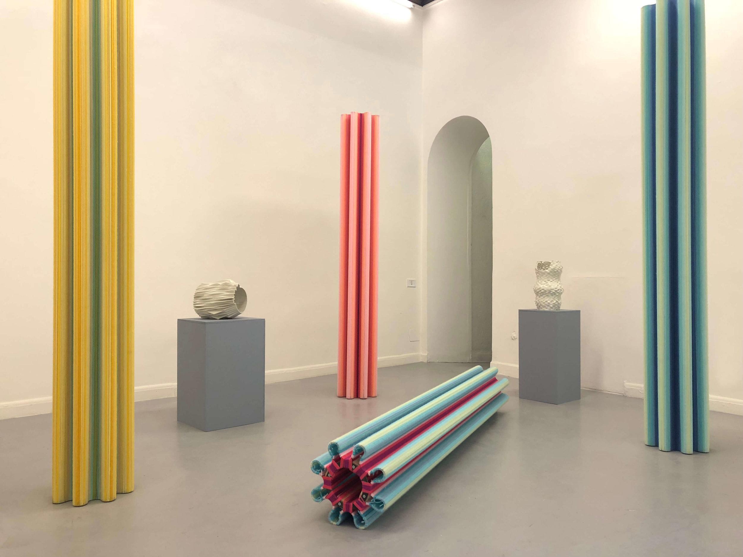Installation view. Ph. Matteo Nasini e Operativa Arte Contemporanea