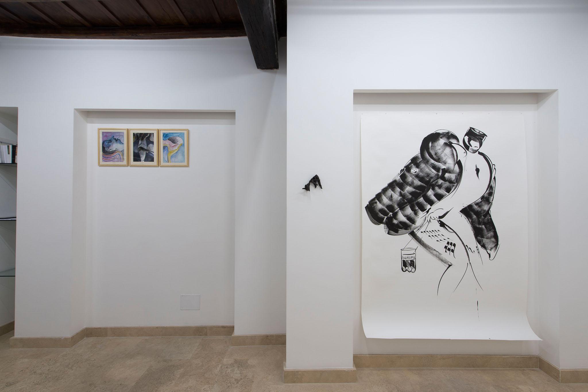 03_Richter Fine Art_In the making_installation view_photo credits Giorgio Benni.jpg