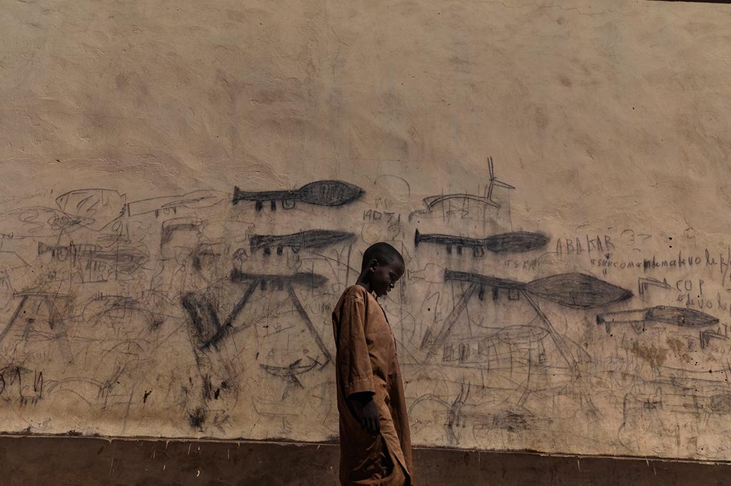 Marco Gualazzini/Contrasto/World Press Photo 2019/Riproduzione