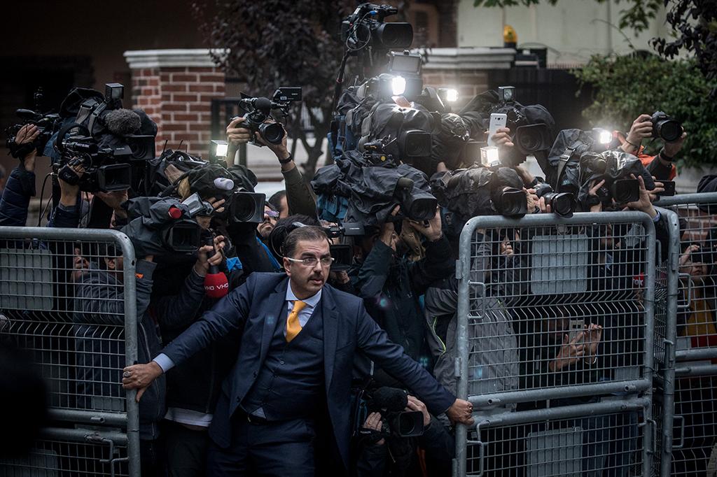 Chris McGrath/Getty Images/ World Press Photo 2019/Riproduzione