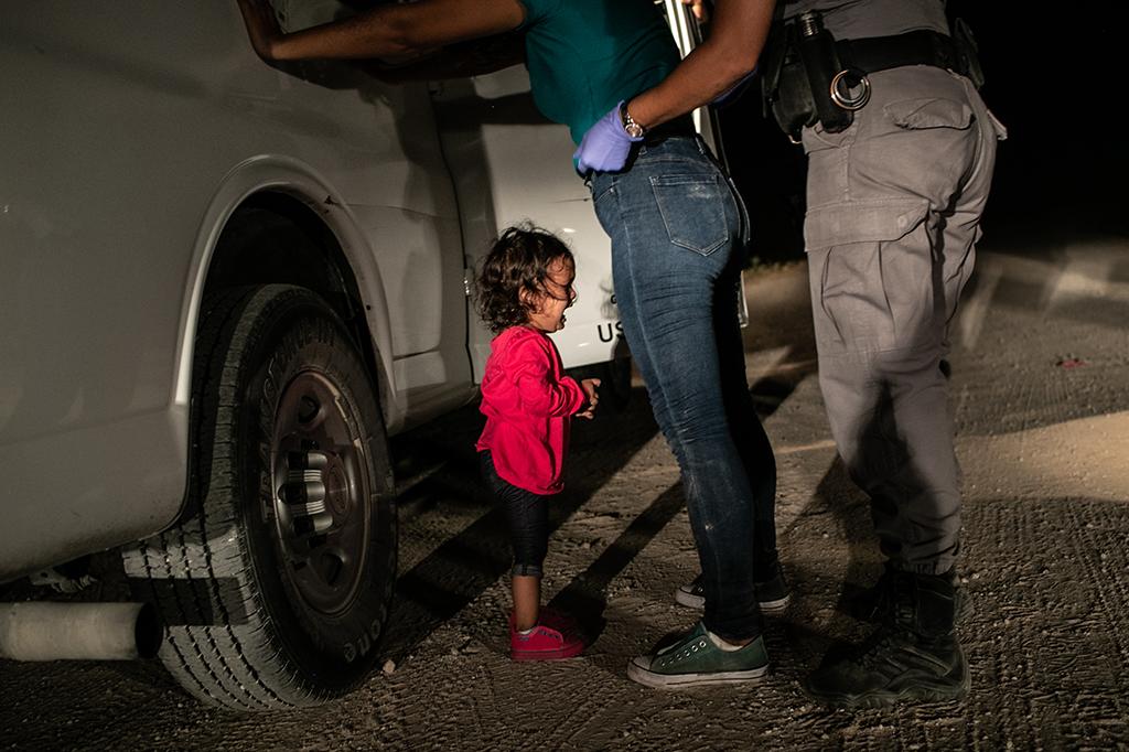 John Moore/Getty Images/ World Press Photo 2019/Riproduzione
