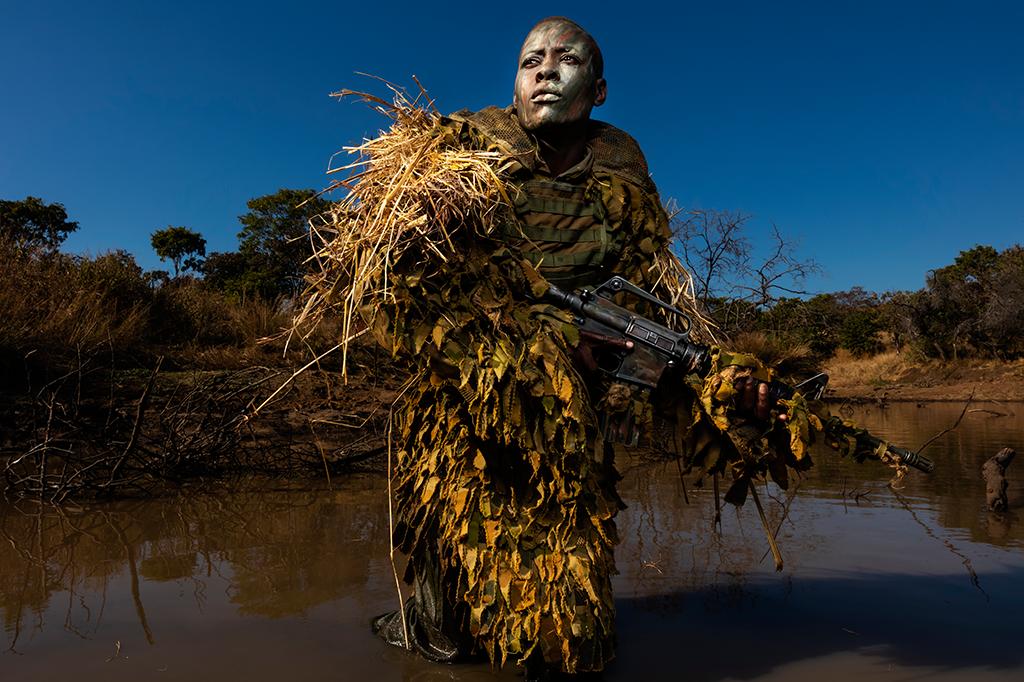Brent Stirton/Getty Images/World Press Photo 2019/Riproduzione