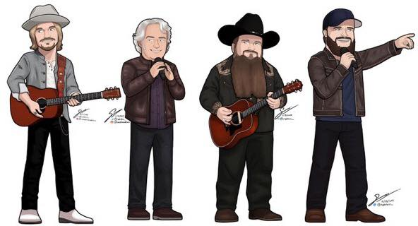 The Men Of Team Blake
